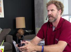 Уилл Феррелл потягается с поклонником в видеоиграх ради борьбы с раком