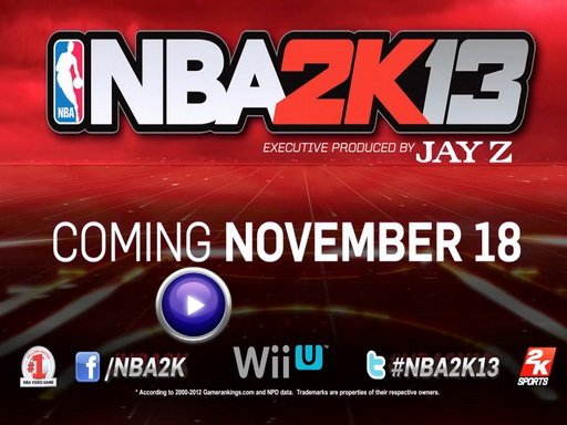 NBA 2K13. Дневники разработчиков c подробностями NBA 2K13 на Wii U