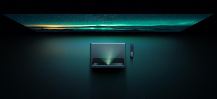 Анонс Xiaomi Mijia Laser Projection TV 4K: 4К-проектор с диагональю вывода картинки до 150 дюймов | Канобу - Изображение 3