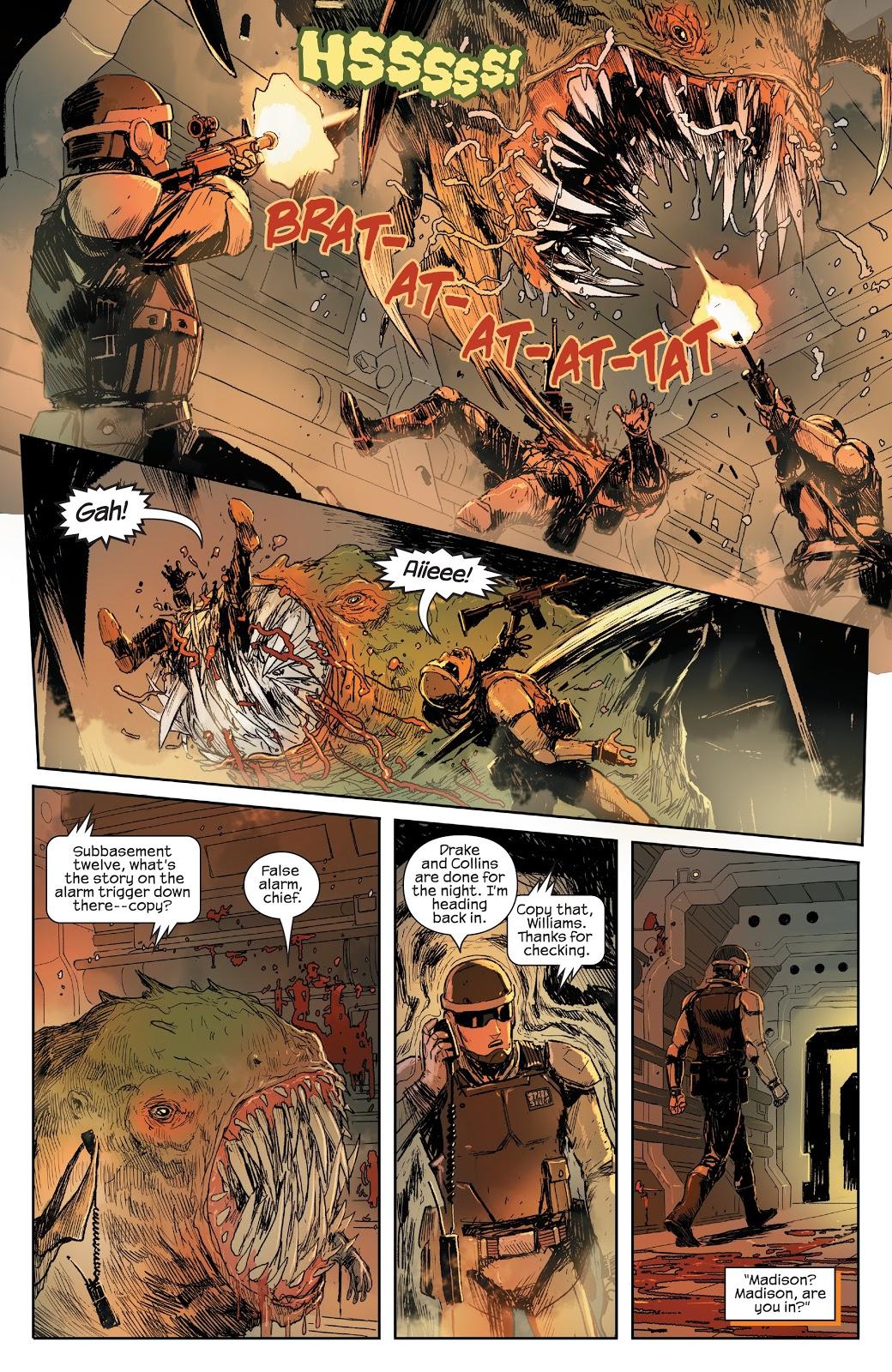 Зачем читать Meet the Skrulls? История осемье пришельцев-шпионов, скрывающихся наЗемле | Канобу - Изображение 5