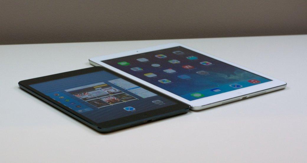 iPad Air и новый iPad mini дебютируют в России 15 ноября | Канобу - Изображение 11707
