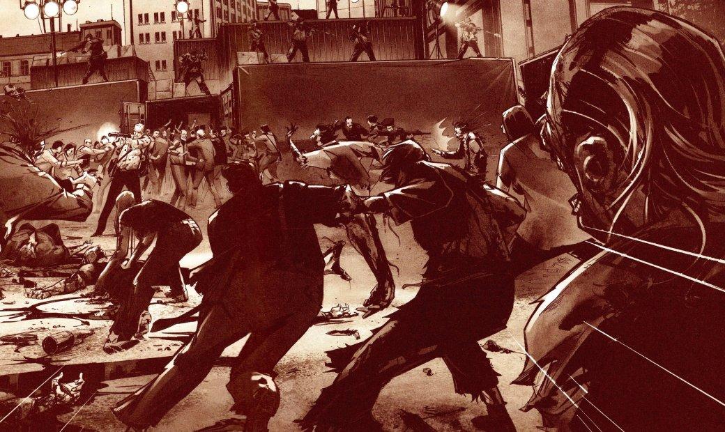 Комикс-долгострой «Ходячие мертвецы» официально закончился 3июля. Теперь фанатам остается лишь ждать новых серий сериала иего спин-оффа либо обратить внимание надругие комиксы озомби. Мысоставили небольшую подборку достойных внимания историй о зомби. Невсе они обоживших мертвецах, нознакомую атмосферу постапокалипсиса нисчем неспутать!
