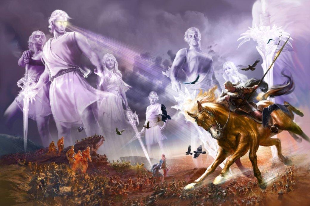 Фэнтези соскандинавским колоритом | Канобу