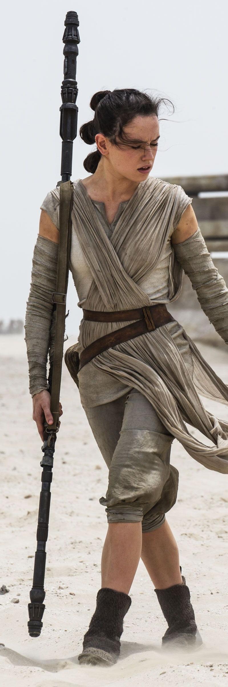 Нетолько Лея! 5 главных женских персонажей нового канона «Звездных Войн». - Изображение 26