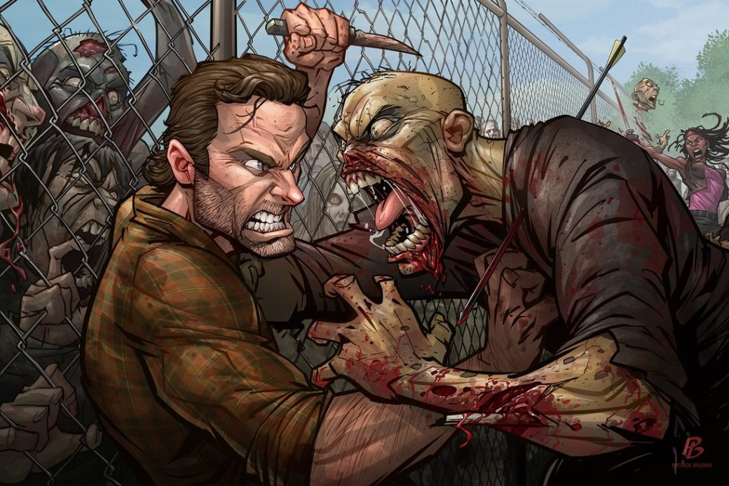 Кто лучше убивает героев: «Ходячие мертвецы» или «Игра Престолов»? | Канобу - Изображение 3417