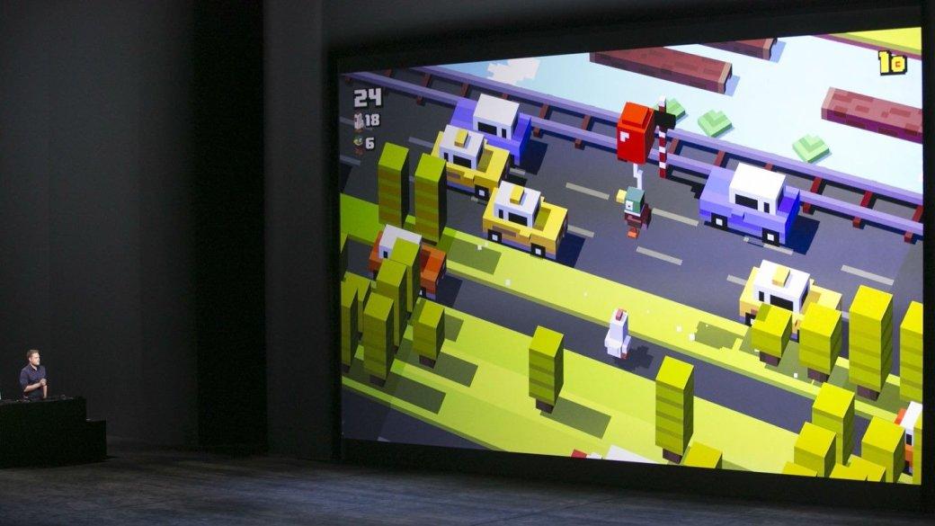 Круглый стол. Разработчики игр о конференции Apple | Канобу - Изображение 4970