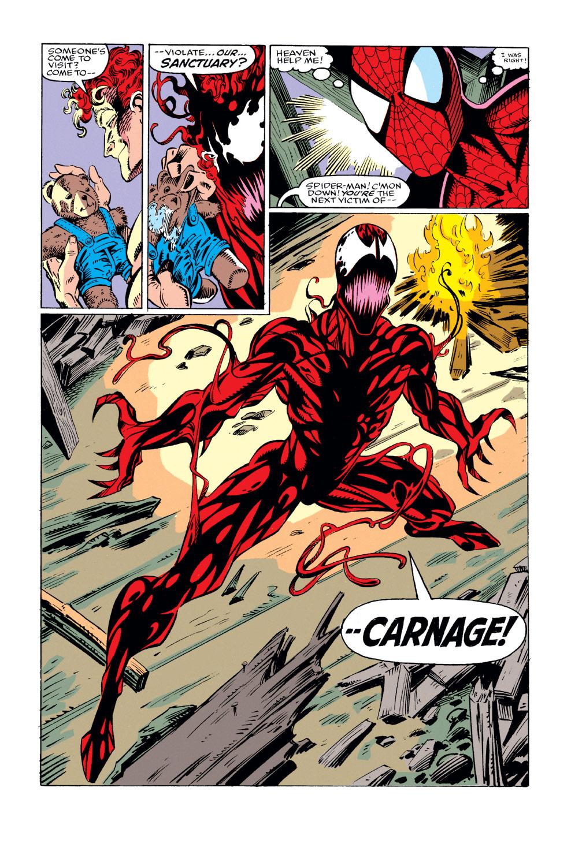История Карнажа— самого безумного врага Человека-паука | Канобу - Изображение 2