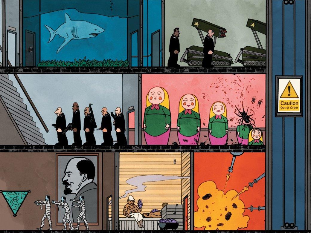 «Мы не можем показать, как писают на труп в комиксе о Человеке-Пауке»   Канобу - Изображение 3472