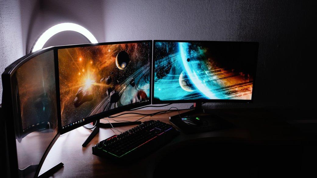Блажь или будущее? Зачем компьютеру больше одного экрана, икак играть натрех мониторах сразу | Канобу - Изображение 52