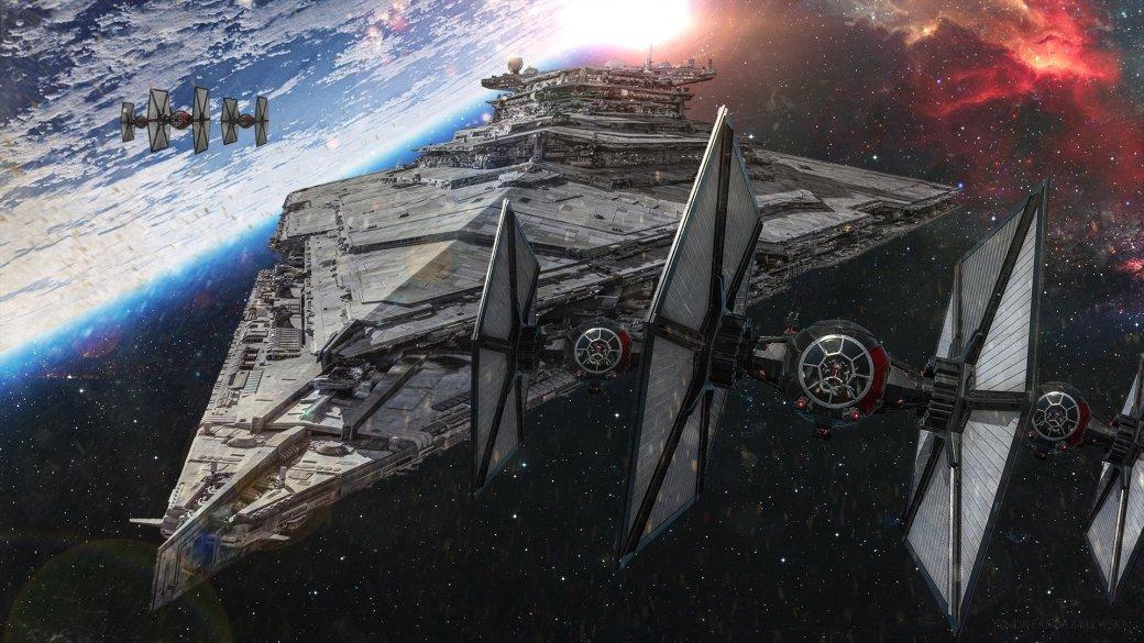 Рецензия Трофимова на «Звездные войны: Пробуждение Силы» | Канобу - Изображение 13