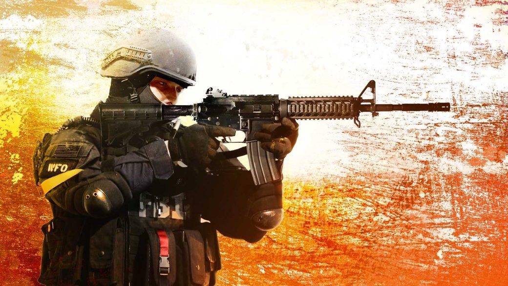 Гифка дня: ачто это тут такое опасное вCounter-Strike: Global Offensive?. - Изображение 1