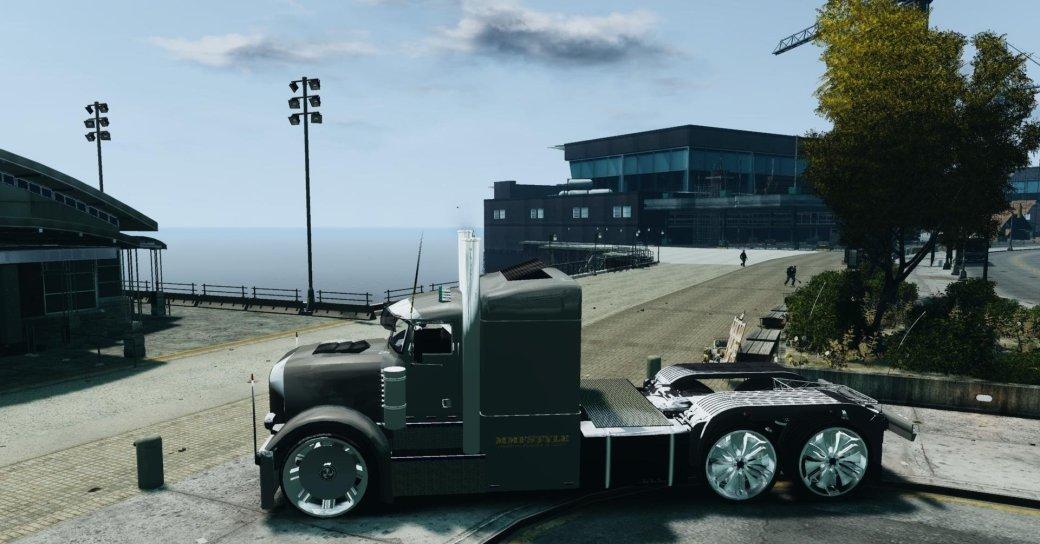 Гифка дня: большие проблемы сгрузовиком вGrand Theft Auto5 | Канобу - Изображение 0