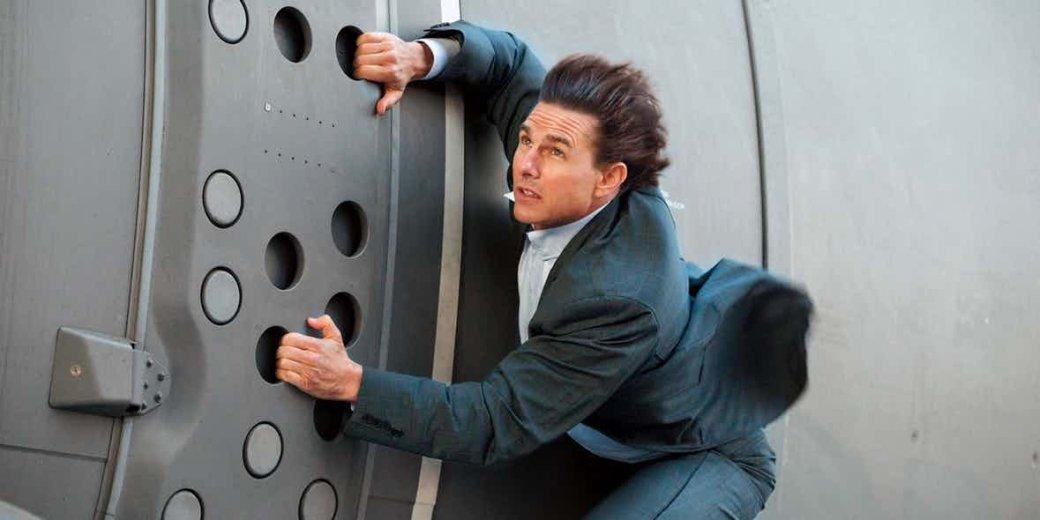 Том Круз год готовился к супертрюку в фильме «Миссия: невыполнима 6» | Канобу - Изображение 3362
