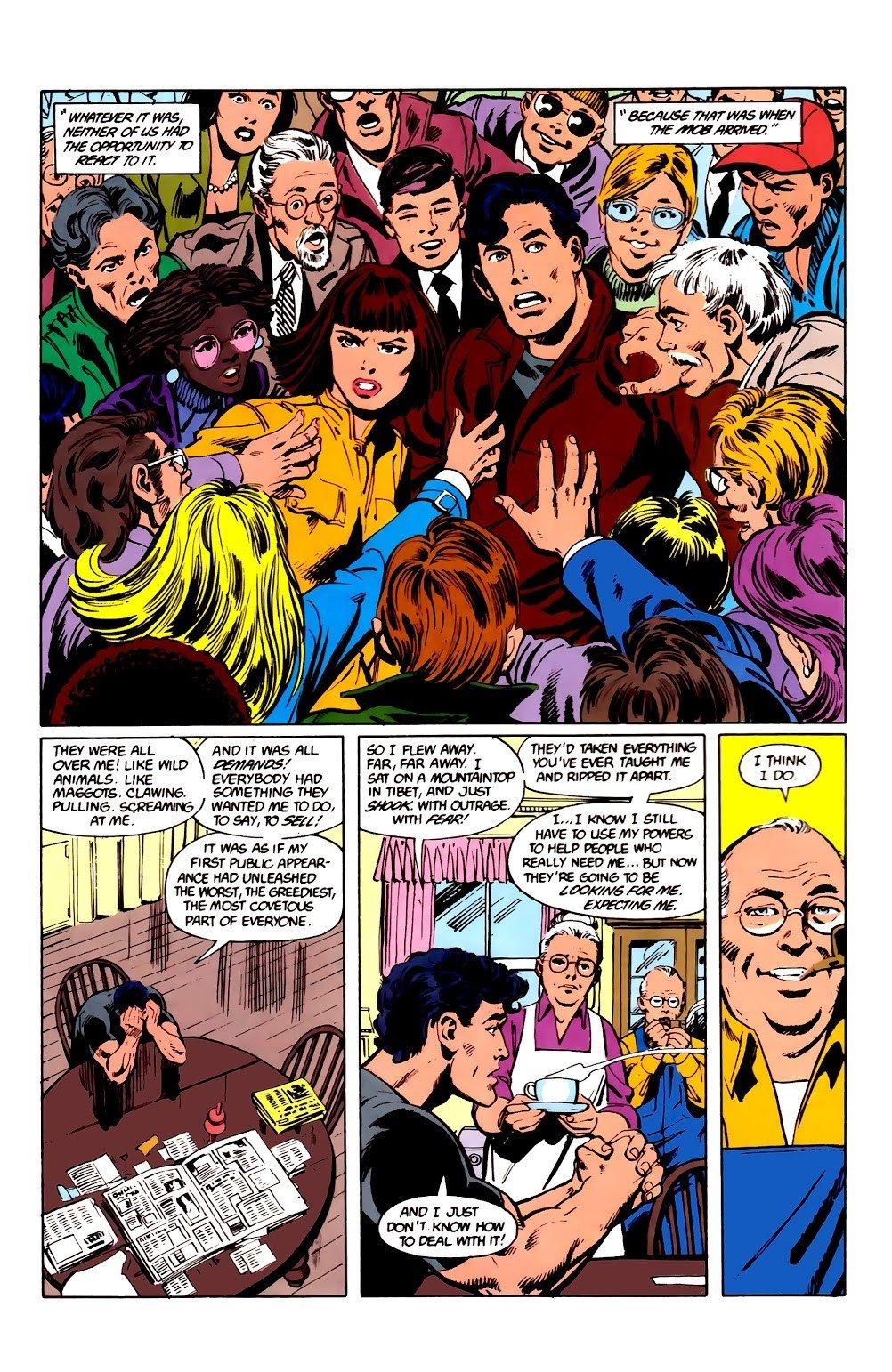 История Супермена иэволюция его образа вкомиксах | Канобу - Изображение 29