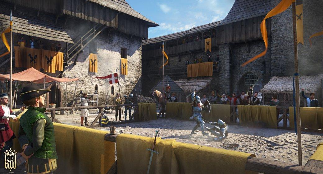 Kingdom Come: Deliverance (Экшен-RPG, PC, PS4, Xbox One) - предварительный обзор игры | Канобу - Изображение 4561