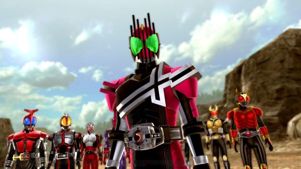 Kamen Rider Battride War   Рецензия наощупь   Канобу - Изображение 2
