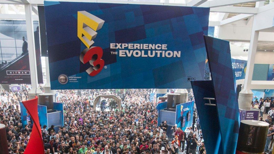 Все видео по E3 2017 в одной статье: конференции, итоги, мнения   Канобу