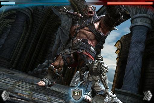 Infinity Blade   Канобу