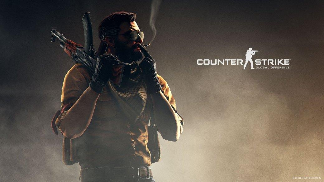 Когда в Counter-Strike: Global Offensive твоя команда не тащит. Гифка дня | Канобу - Изображение 1