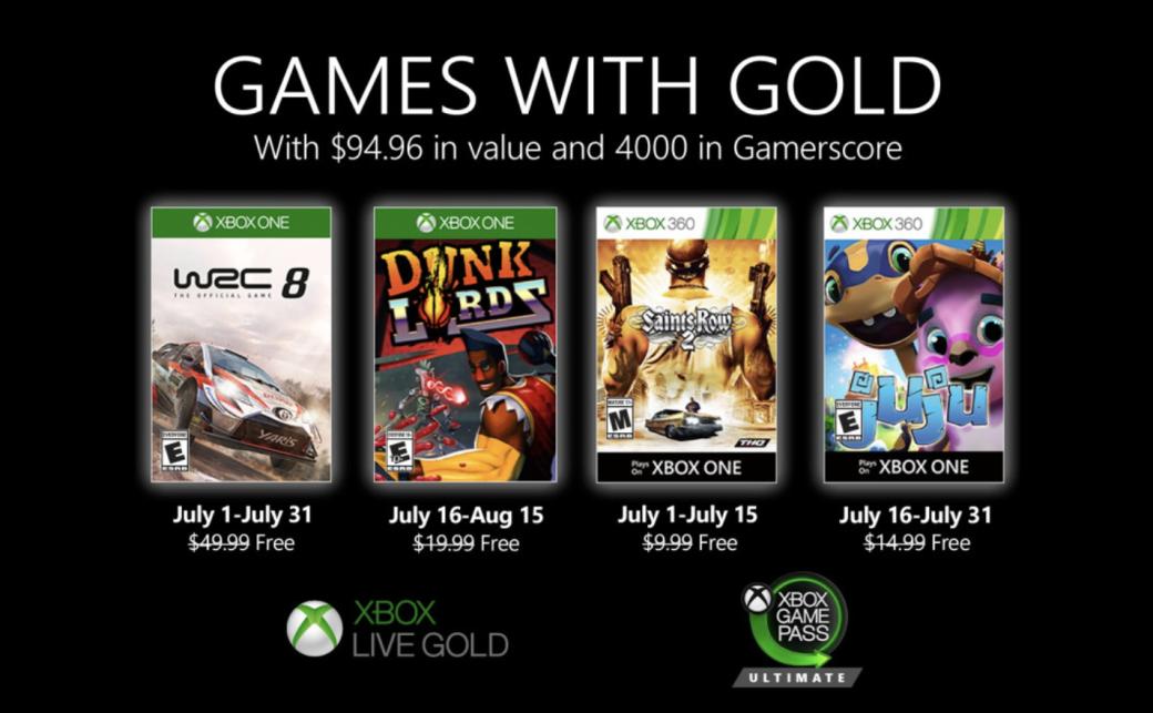 Стало известно, какие игры получат подписчики Xbox Live Gold виюле   Канобу - Изображение 5095