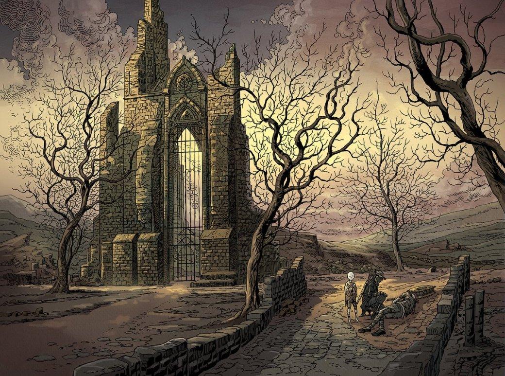 Обзор комикса «Bloodborne. Конец сна»— спорное, новсе равно приятное возвращение вЯрнам   Канобу - Изображение 1837