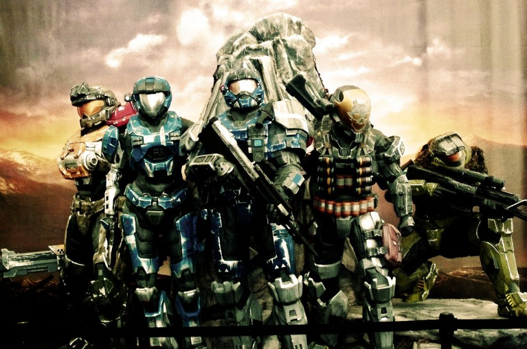 Конкурс на лучшую юмористическую озвучку трейлеров Halo: Reach | Канобу