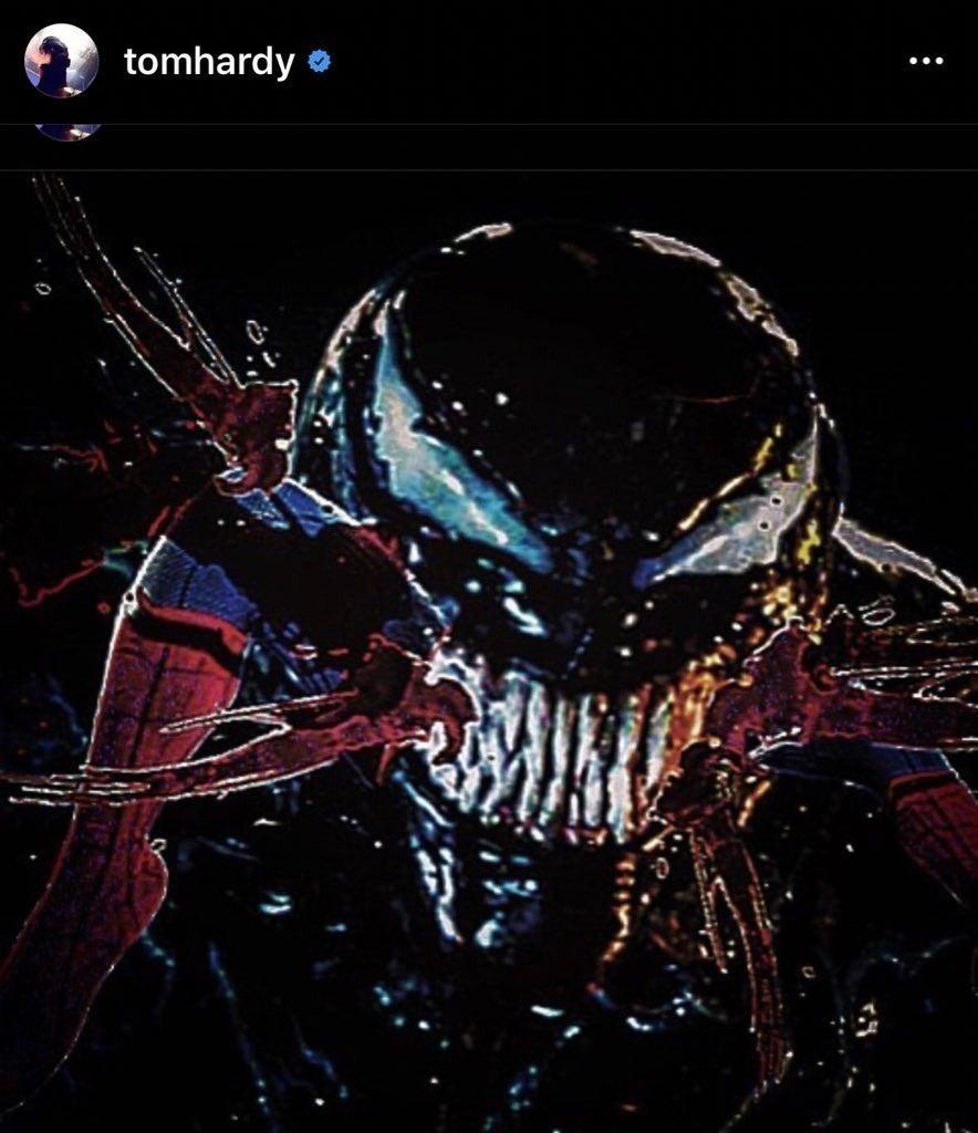 Том Харди продолжает тизерить встречу Человека-паука иВенома   Канобу - Изображение 4058