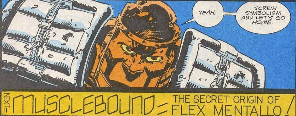 Doom Patrol— вспоминаем историю одной изсамых необычных команд вкомиксах DC | Канобу - Изображение 4