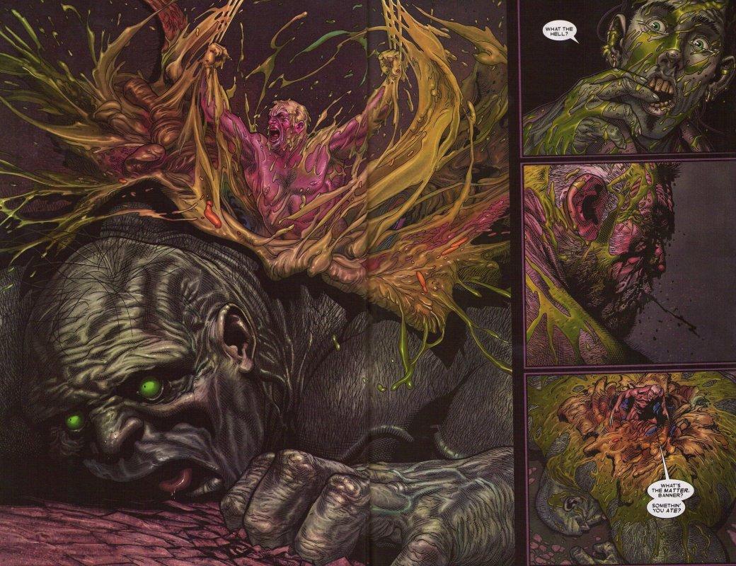 Монстры «Секретных материалов» и их аналоги из супергеройских комиксов   Канобу - Изображение 5870