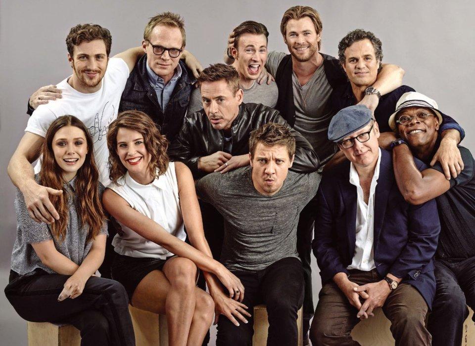 Disney на Comic Con: «Звездные Войны», «Мстители», «Человек-муравей»   Канобу