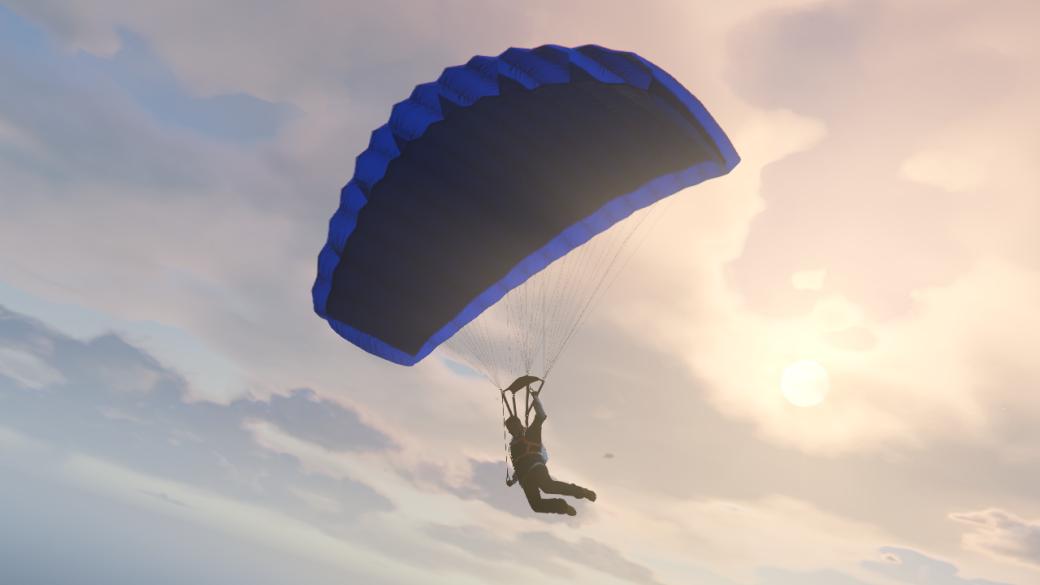 Гифка дня: нетакой ужреализм ввидеоиграх напримере Grand Theft Auto5 | Канобу - Изображение 1