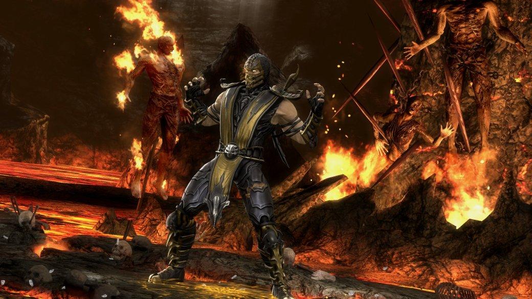 Обзор Mortal Kombat (2011), мнение о Mortal Kombat (2011), лучшие и худшие Mortal Kombat | Канобу - Изображение 2949
