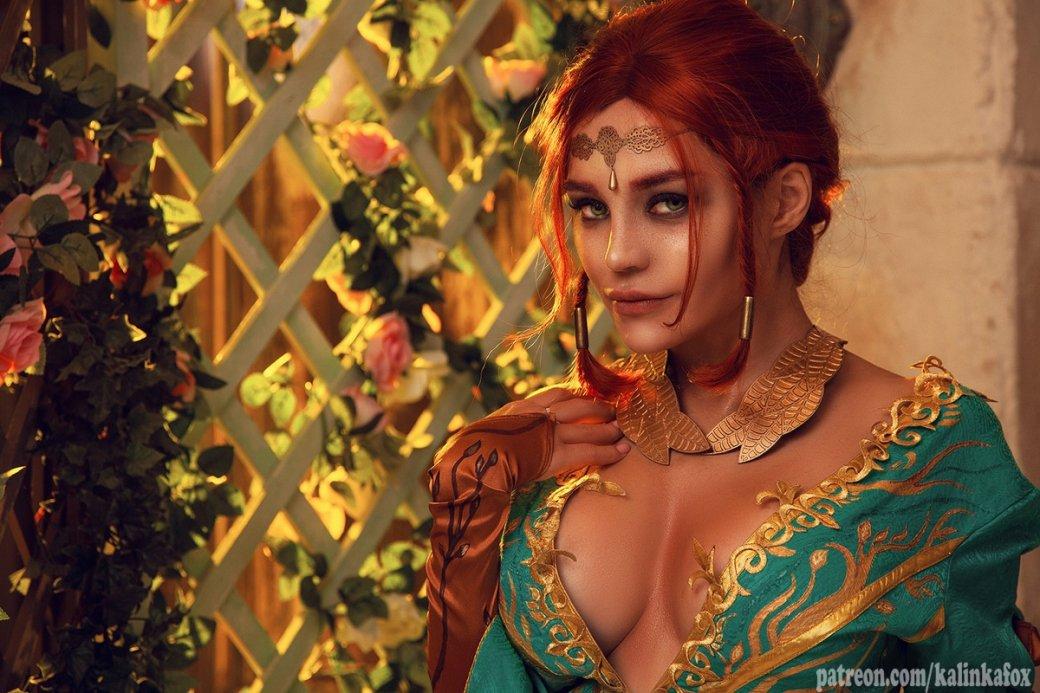 Соблазнительная иочаровательная Трисс Меригольд вновом косплее «Ведьмака» | Канобу - Изображение 1424