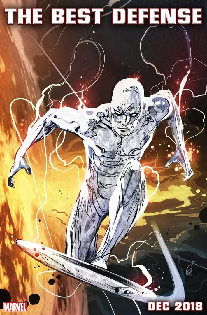 Издательство Marvel вернет оригинальных Защитников— сХалком, Доктором Стрэнджем иСерфером | Канобу - Изображение 5202