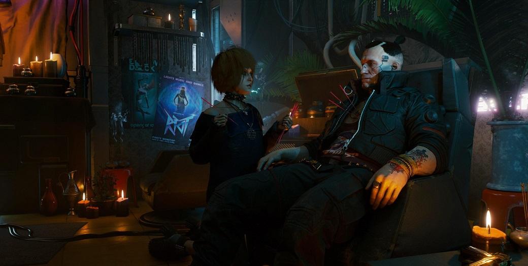 CDProjekt Red выпустила ролик осоздании Cyberpunk 2077. Его озвучивает Геральт изРивии! | Канобу - Изображение 6174