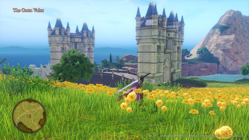 50 невероятно красочных скриншотов Dragon Quest XI | Канобу - Изображение 11534