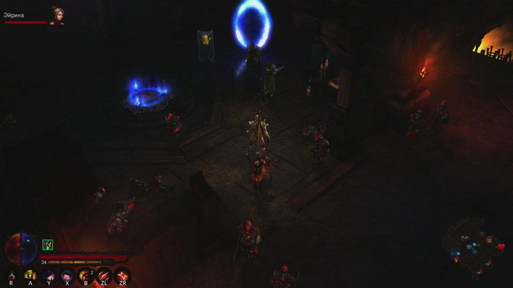 Обзор Diablo 3 на Nintendo Switch   Канобу - Изображение 10