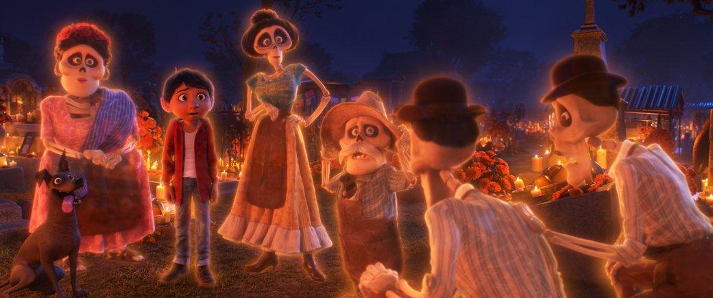 Рецензия на«Тайну Коко» Pixar   Канобу - Изображение 11598