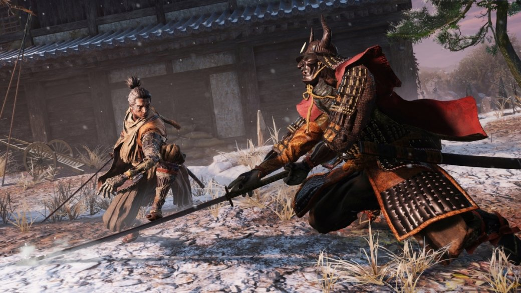 Превью Sekiro: Shadows Die Twice для PC, PS4 и Xbox One | Канобу - Изображение 2