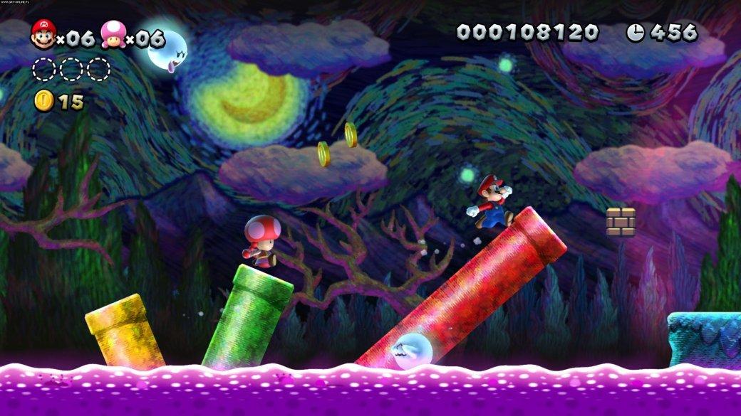 Рецензия на New Super Mario Bros. U Deluxe | Канобу - Изображение 11624