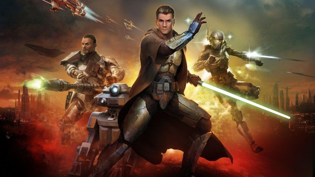 СМИ: сценарий первого фильма по мотивам Knights of the Old Republic почти готов | Канобу - Изображение 1
