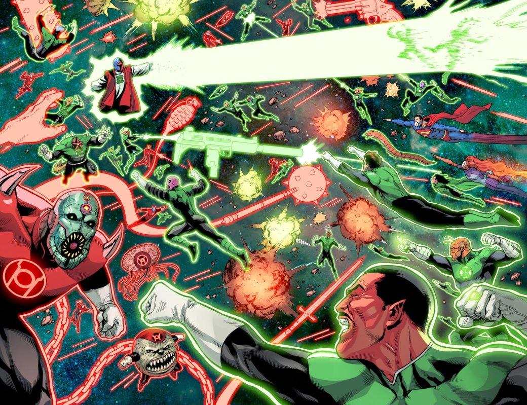 10 безумных вещей изприквела Injustice 2: президент-супергерой, двойник Бэтмена, свадьба злодеев | Канобу - Изображение 6593