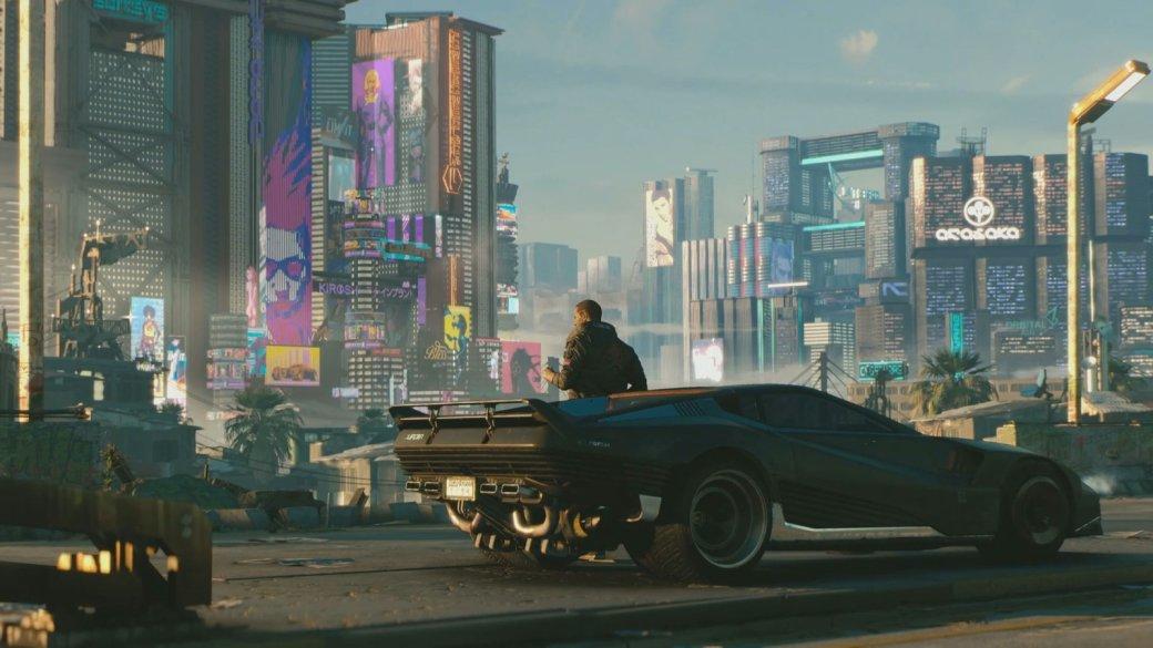Е3 2018: куча новой информации оCyberpunk 2077— вид отпервого лица, редактор персонажа, бои. - Изображение 1