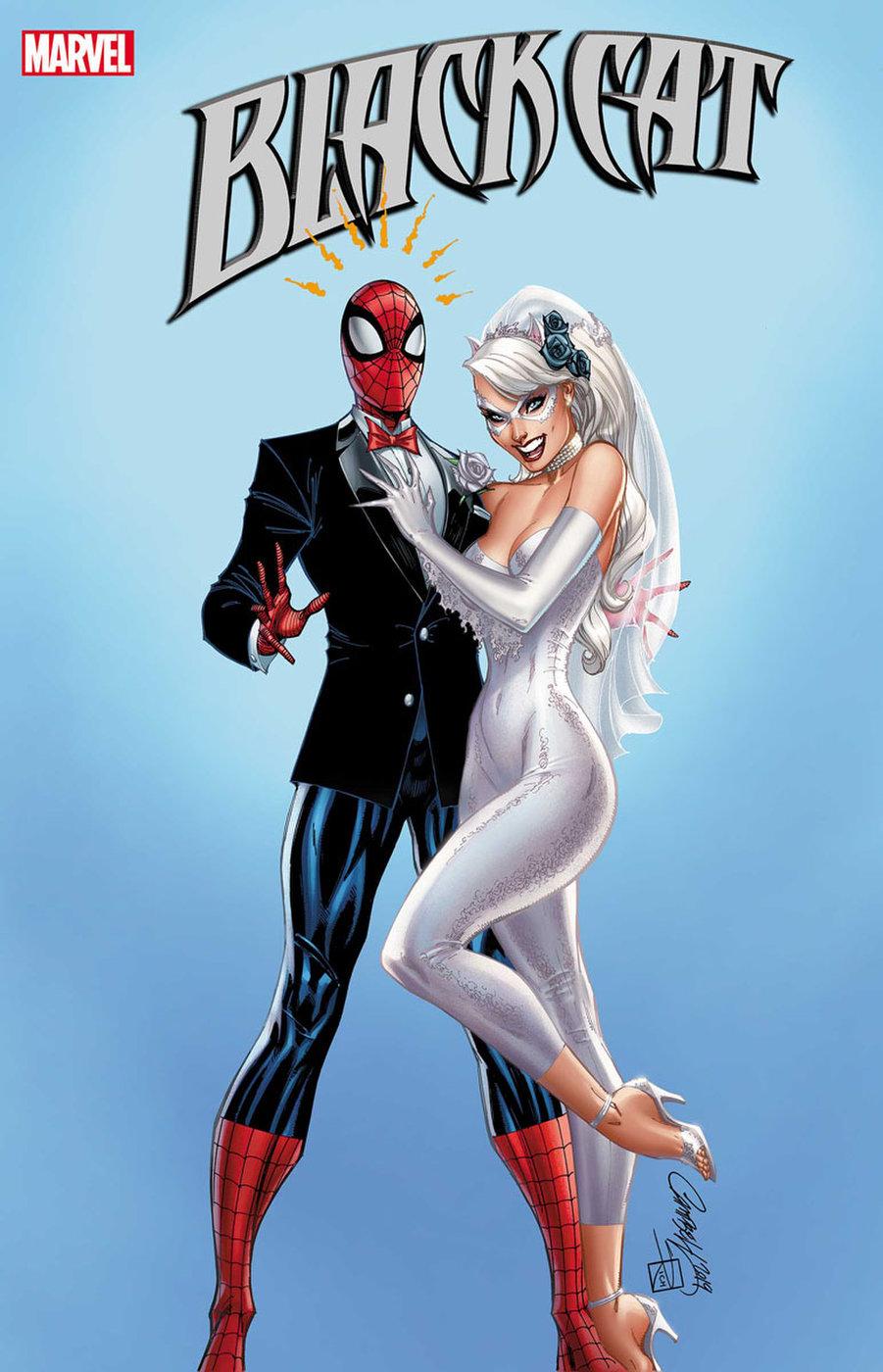 Человек-паук иЧерная кошка сыграют свадьбу? | Канобу - Изображение 2