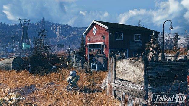 E3 2018: Fallout 76 не позволит другим игрокам постоянно вас преследовать и убивать | Канобу - Изображение 9855