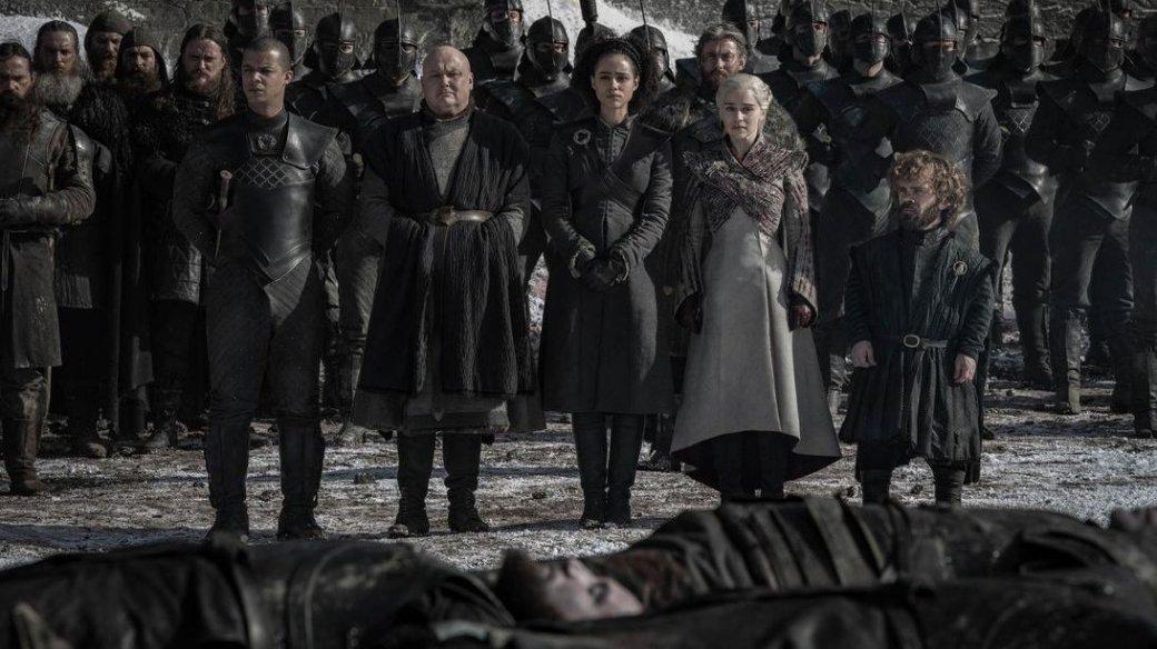 Какой персонаж «Игры престолов» изначально должен был пережить восьмой сезон? | Канобу - Изображение 1412