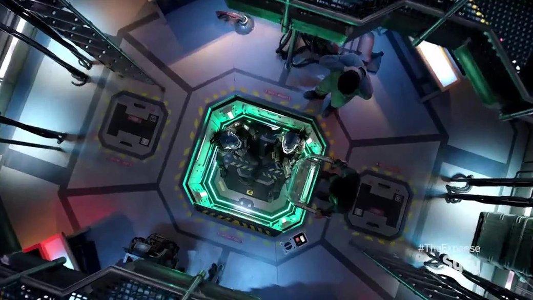 Рецензия на сериал «Пространство» (он же «Экспансия») | Канобу - Изображение 5