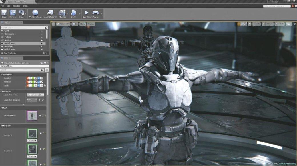 Подписку на Unreal Engine 4 расширили на PS4 и Xbox One   Канобу - Изображение 11674