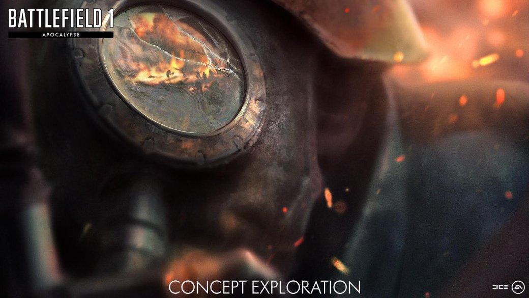 Во имя царя! DICE анонсировала четыре DLC для Battlefield 1 | Канобу - Изображение 1832