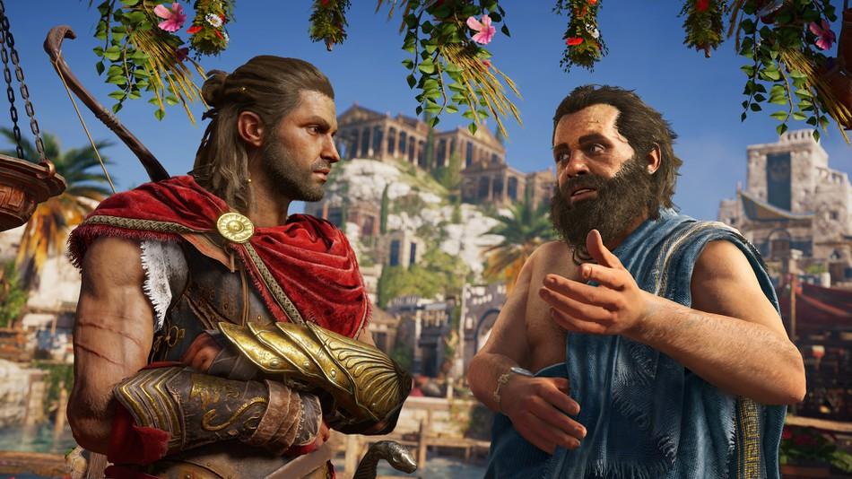 Неуловимый Дамаис! Ubisoft убрала из Assassin's Creed Odyssey ивент с наемником   Канобу - Изображение 3119